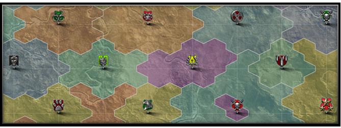 Онлайн игра Правила Войны