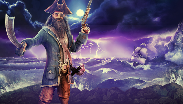игра онлайн про пиратов