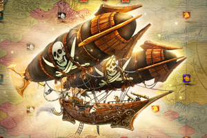 Pirates: Tides of Fortune Veteran Zeppelin Scout