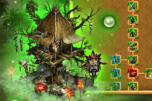 Pirates: Tides of Fortune Witch Doctor's Hut