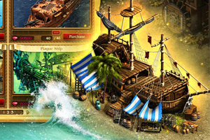 Pirates: Tides of Fortune Smuggler's Den