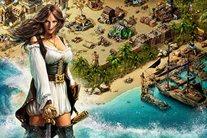 Pirates: Tides of Fortune Harbor