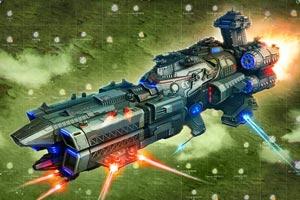 Total Domination  Battlecruiser Game Unit